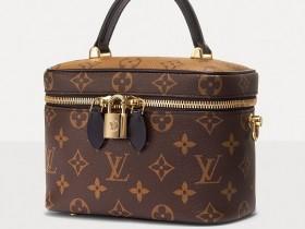 2021/4/11LV Vanity 化妆箱造型包包回收鉴定图鉴
