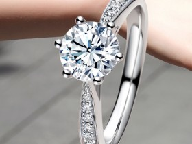 【钻石戒指鉴定回收】1克拉的钻石戒指回收价格多少?