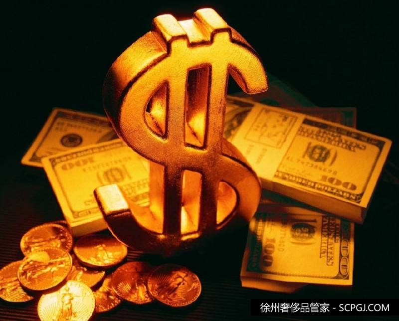 黄金回收典当价格还能跌回350/克以下吗?