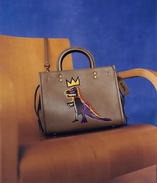 【名包鉴定回收】Coach × Basquiat 联名系列包包能典当吗